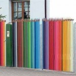 pencil-arts-fence