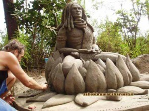 sand-shiva-on-lotus